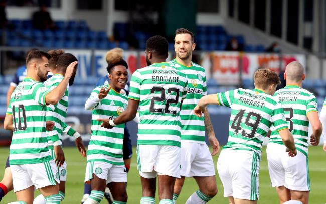 Odsonne Edouard's desire to stay at Celtic questioned - due to his body language and work rate in Ross County rout | HeraldScotland
