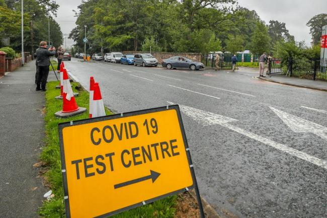 Covid-19 test centres are part of our 'reactive mode' to the pandemic