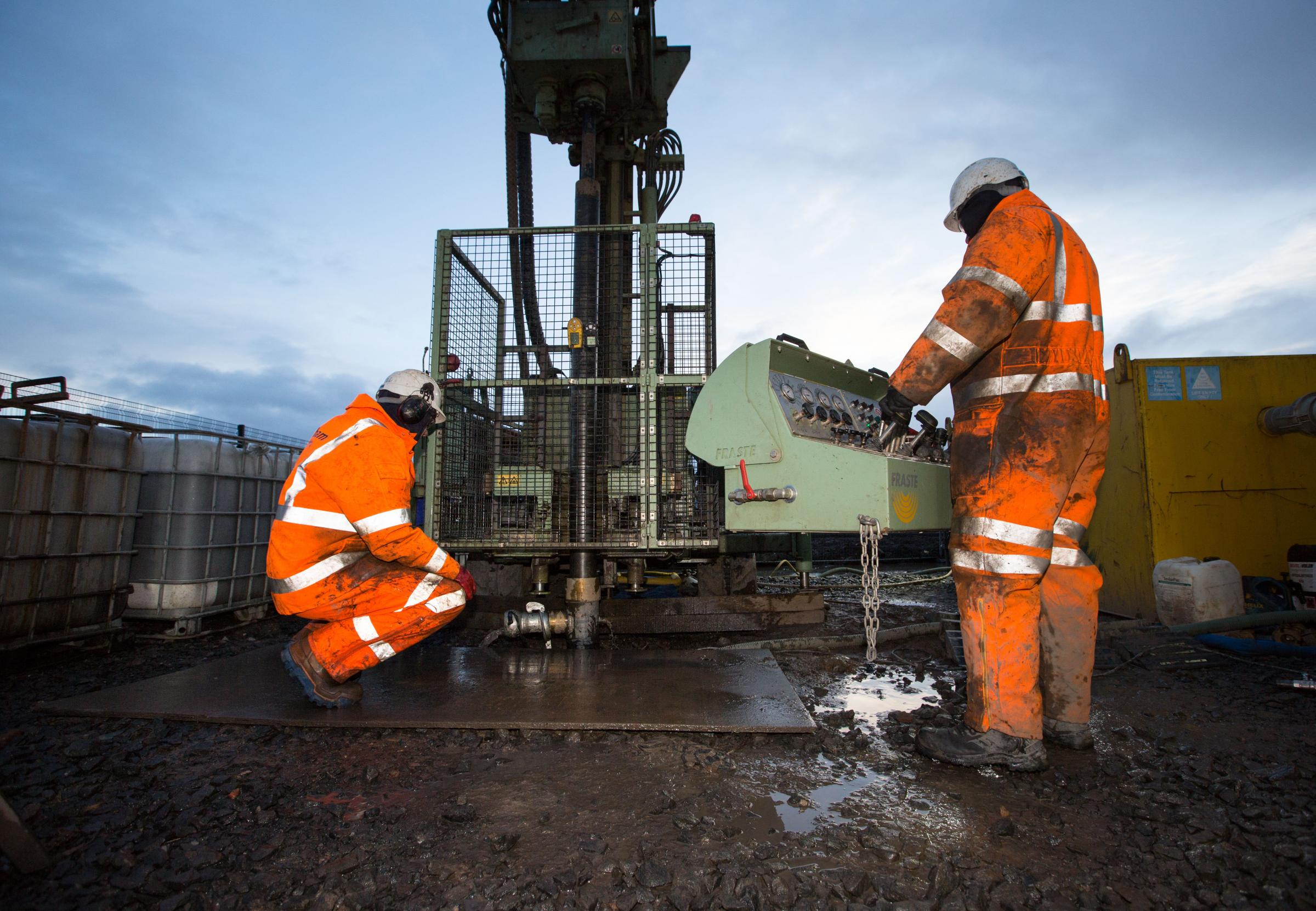 Scientists bid to put Scotland's mines at centre of green energy renaissance