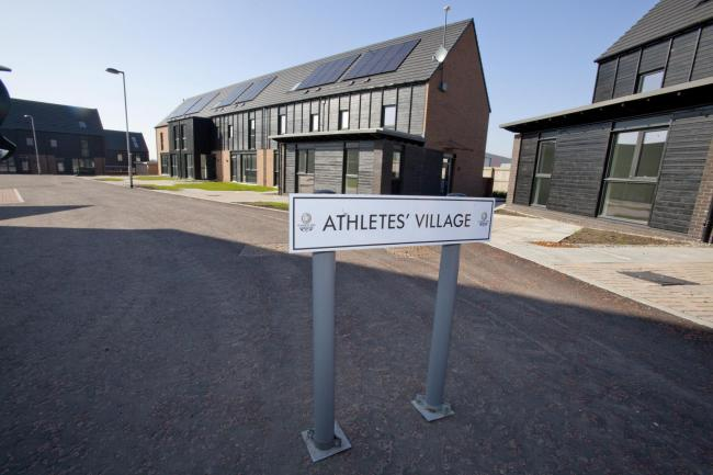 The Athletes' Village for the 2014  Commonwealth Games in Glasgow was an excellent example of sustainable digital design and off-site manufacturing.