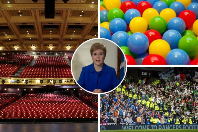 The 8 planned lockdown changes delayed by Nicola Sturgeon as rules tightened