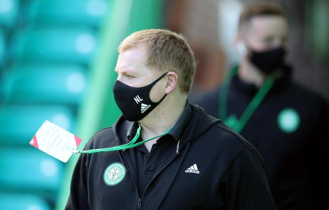 Celtic manager Neil Lennon. Photo by Ian MacNicol/Getty Images.