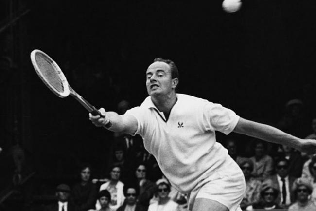 Former Great Britain Davis Cup player Bobby Wilson dies aged 84