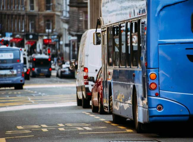 £7.4m for ultra-low emission buses to be built in Scotland