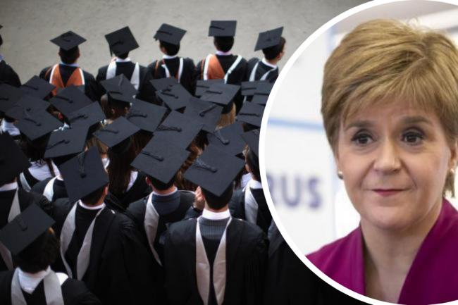 IN FULL: Nicola Sturgeon's address to students over strict new coronavirus restrictions in force