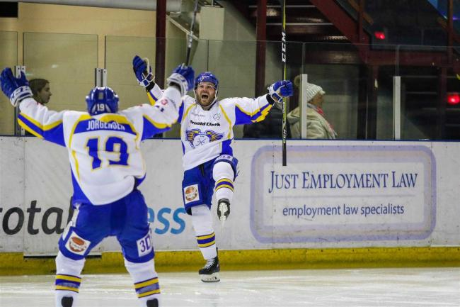 Carlo Finucci left Fife Flyers this summer after four years at the club