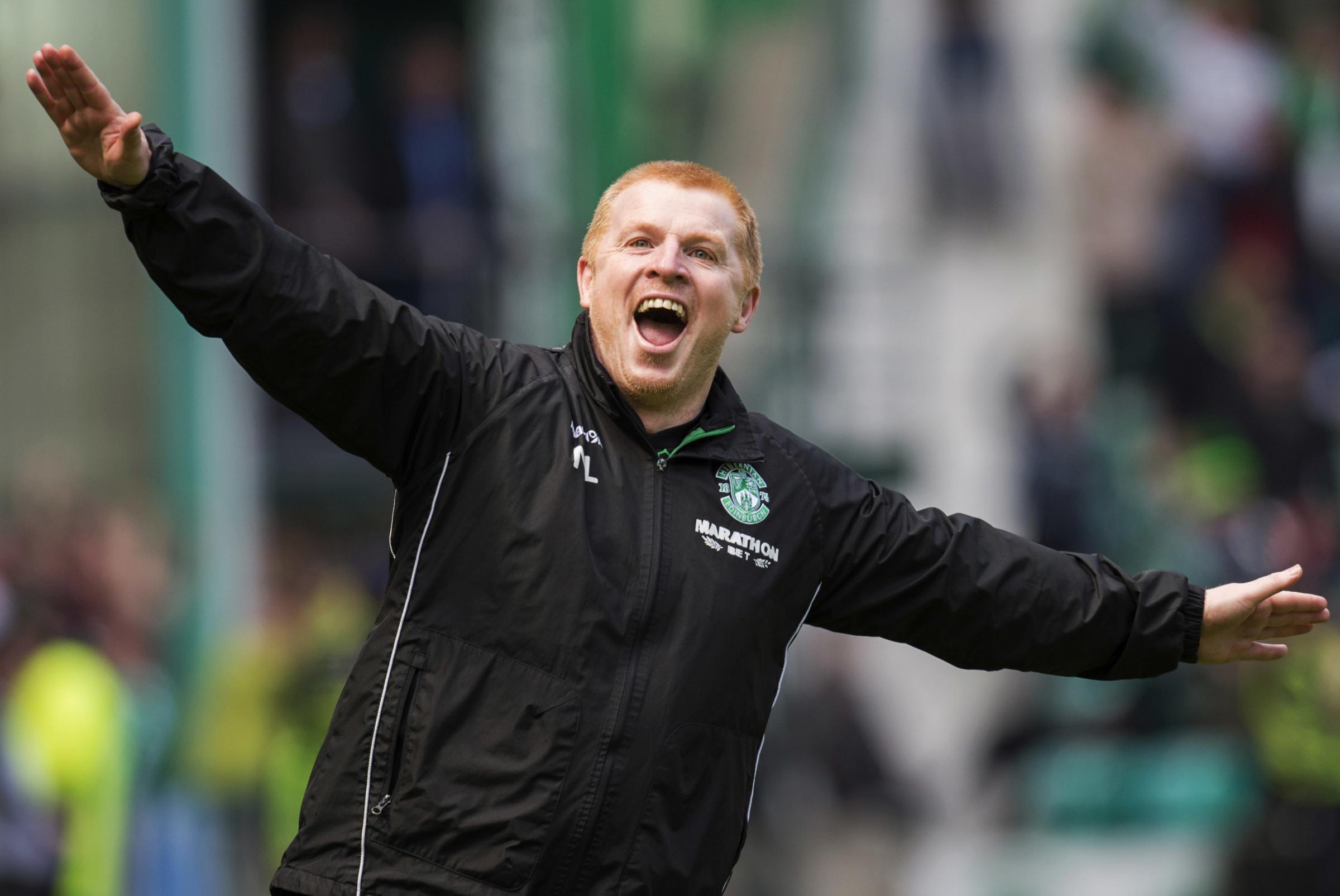 Celtic manager Neil Lennon on his debt to Hibernian after bruising Bolton spell