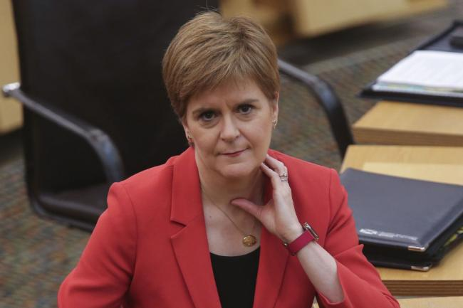 Nicola Sturgeon condemns 'vile and toxic abuse' from keyboard warriors in support of fellow politicians