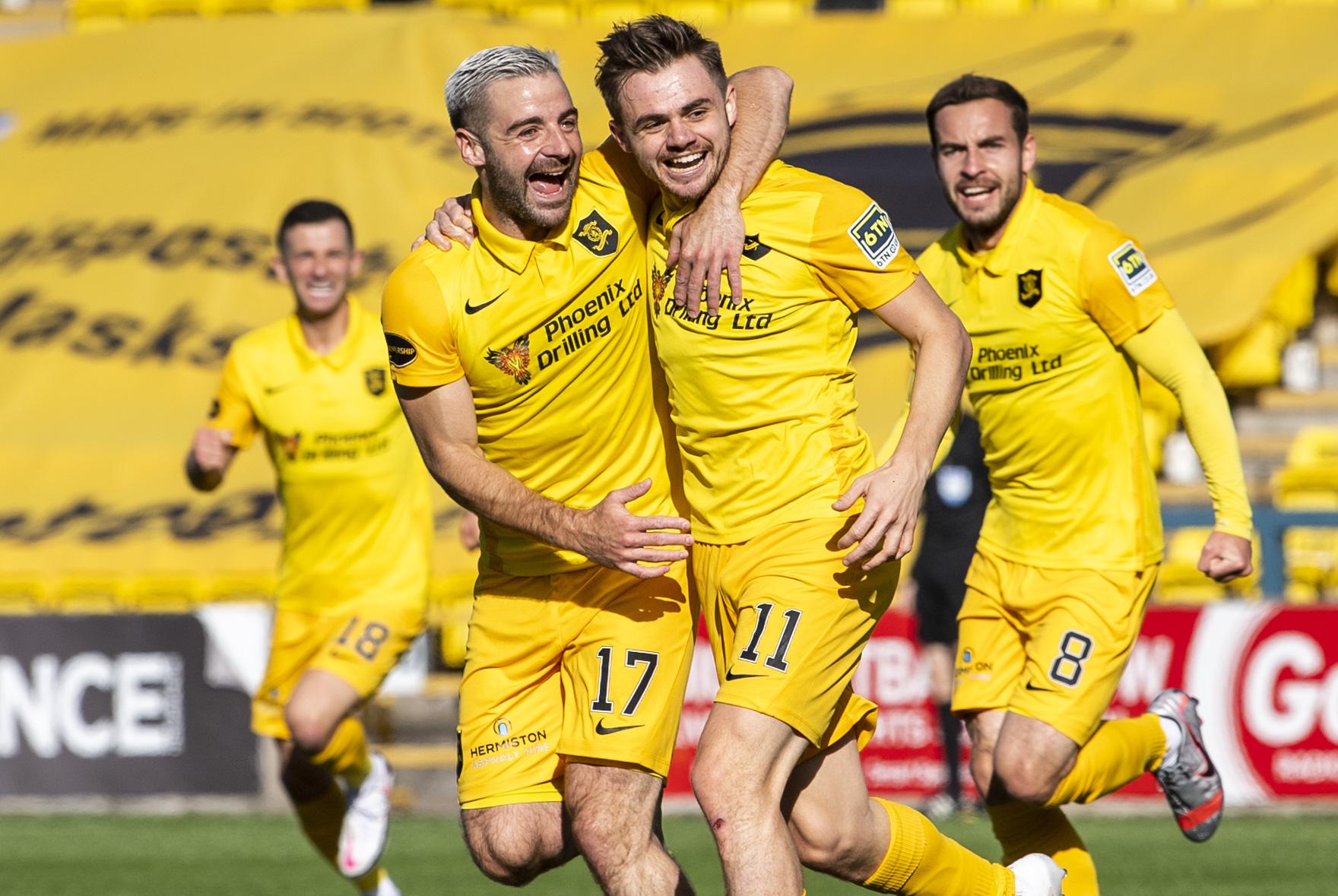 Livingston 2-0 St Johnstone: Quick-fire double sees off Saints