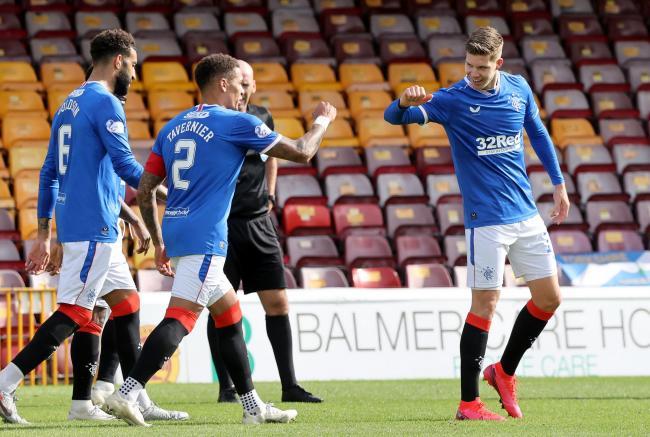 Motherwell 1-5 Rangers: No away day blues as Steven Gerrard's side earn  emphatic win | HeraldScotland