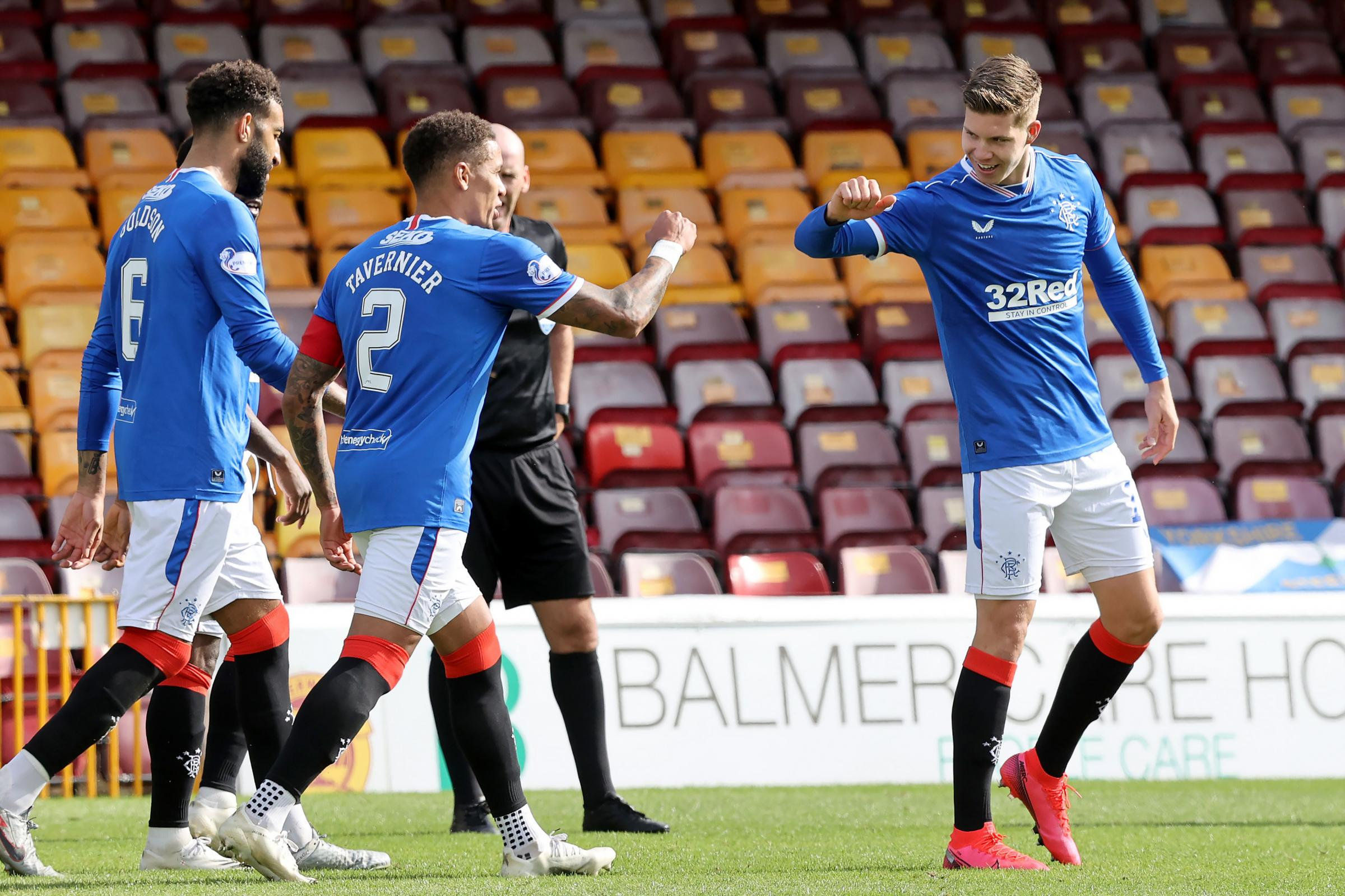 Swiss youth boss on Cedric Itten's mentality and ability as he backs Rangers striker to shine for club and country