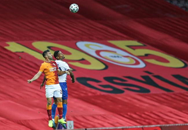Galatasaray beat Hadjuk Split last week to set up their clash with Rangers
