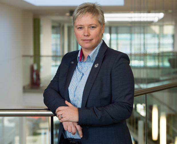 HeraldScotland: Gillian Dochety, CEO of innovation centre, The Data Lab