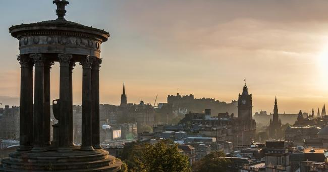 Calls have been made to build an extra 20,000 homes in Edinburgh