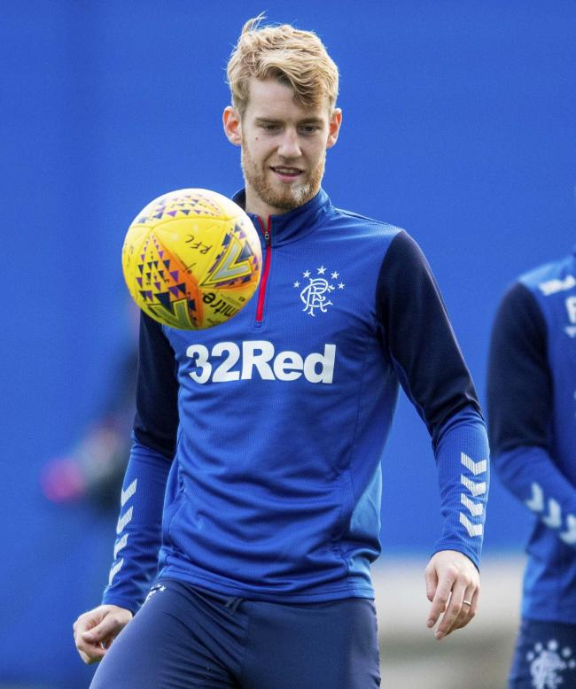 Rangers defender Filip Helander. Photo by Bill Murray/SNS Group.