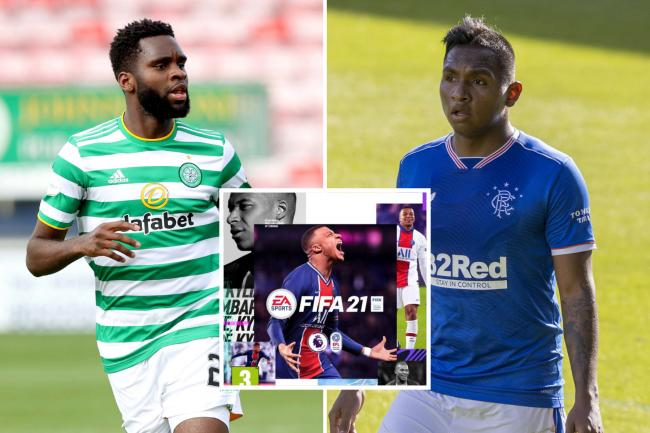 FIFA 21: Celtic and Rangers player ratings revealed ahead of game launch