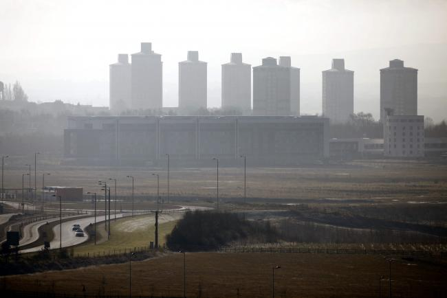 Sites like the former Ravenscraig steelworks could be brought back into use