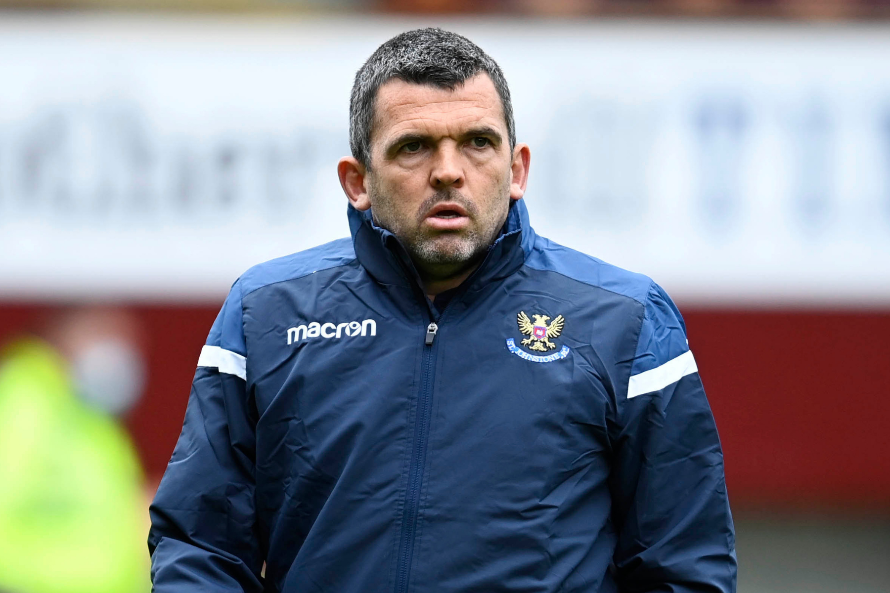 Betfred Cup goals can kick-start St Johnstone's season, says Callum Davidson