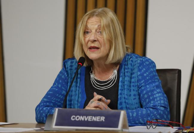 Holyrood inquiry convener Linda Fabiani has expressed her frustration at the Scottish Government's responses