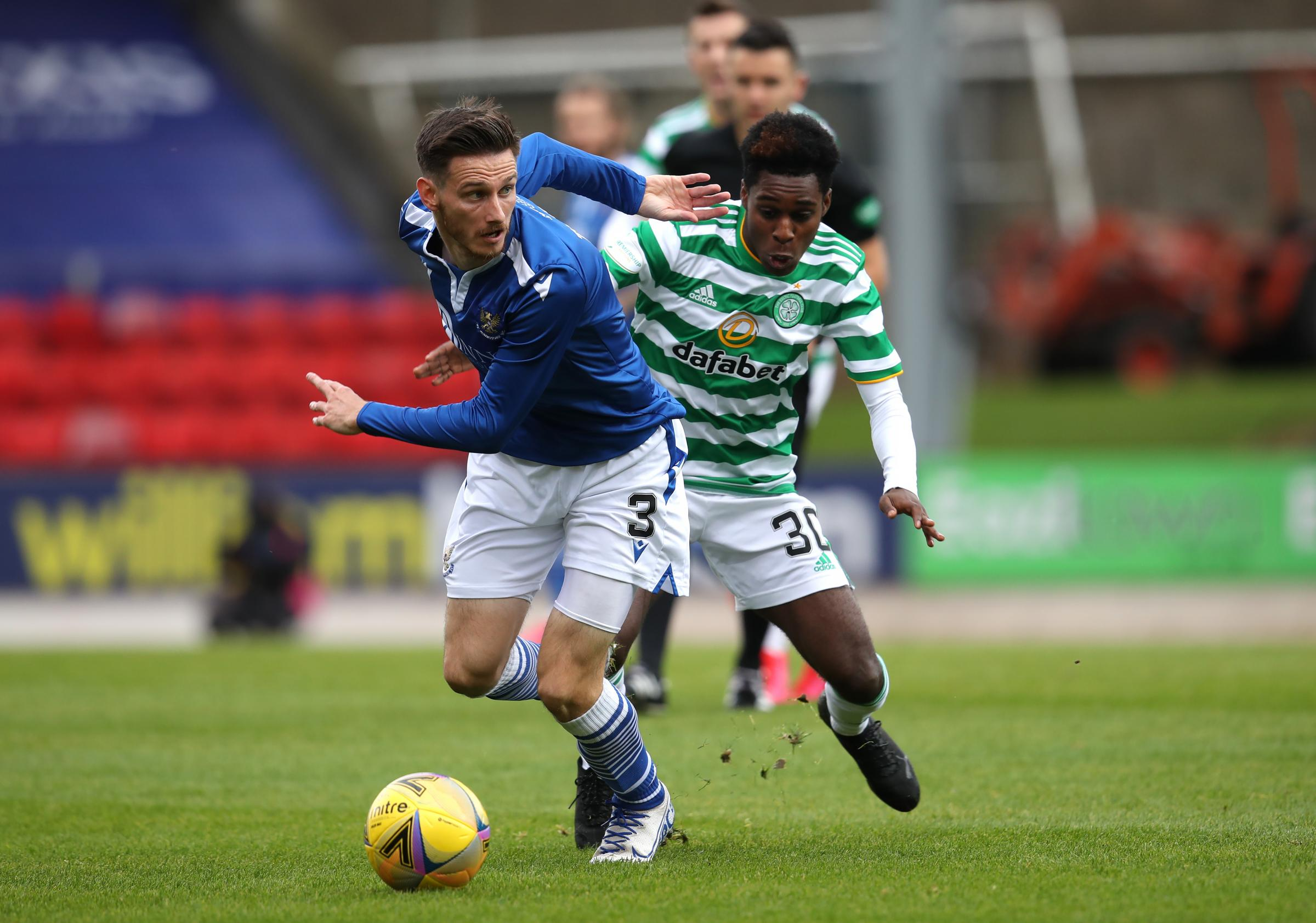 St Johnstone 0-2 Celtic As it happened: Griffiths and Klimala strike late to seal win