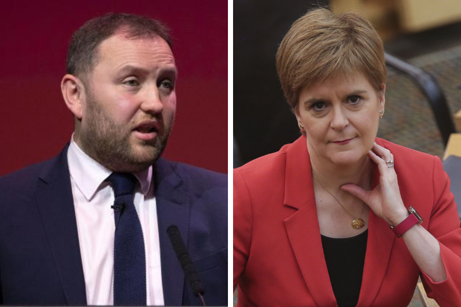 Ian Murray warns independence mandate from SNP would be 'dereliction of duty' for post-Covid Scotland