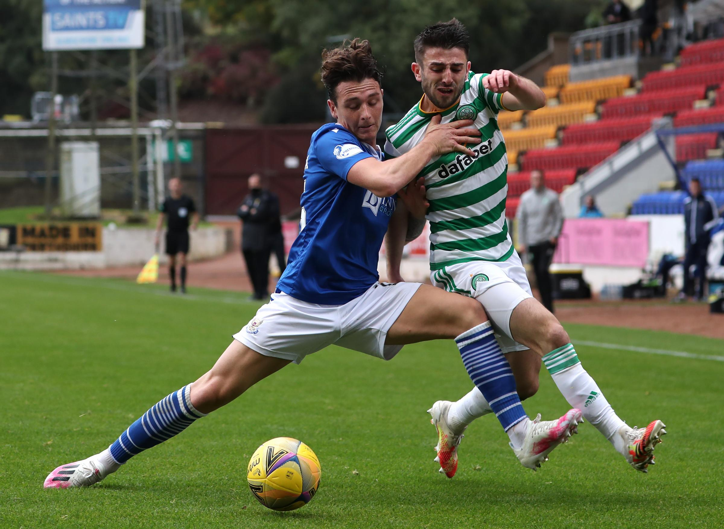 Celtic and St Johnstone players rated as Neil Lennon's side leave it late in Perth