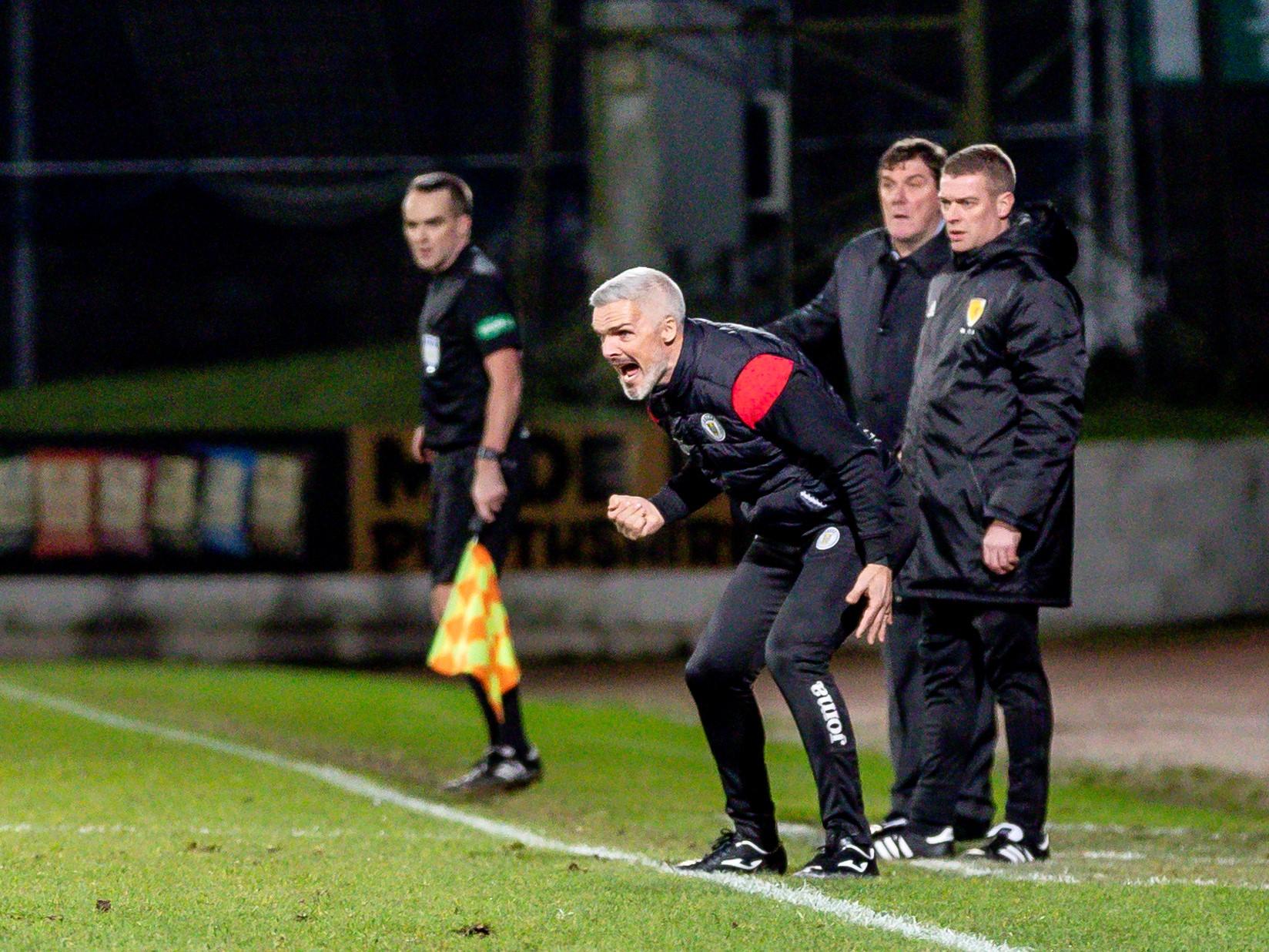 Jim Goodwin addresses St Mirren's torrid run of form