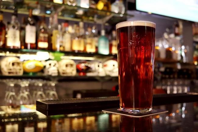 Un pub escocés que no vende bebidas alcohólicas … Beberé por eso