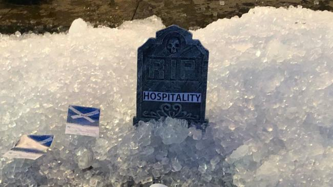 Scottish Hospitality Group: 'Postcode lottery' support for Scottish businesses causes 'mass confusion and alarm'