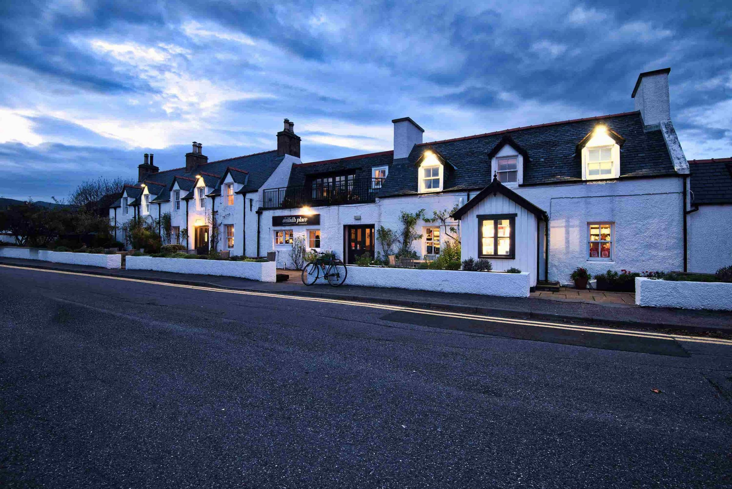 The Ceilidh Place, Ullapool