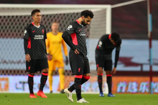 Liverpool were thumped 7-2 by Aston Villa in their last outing
