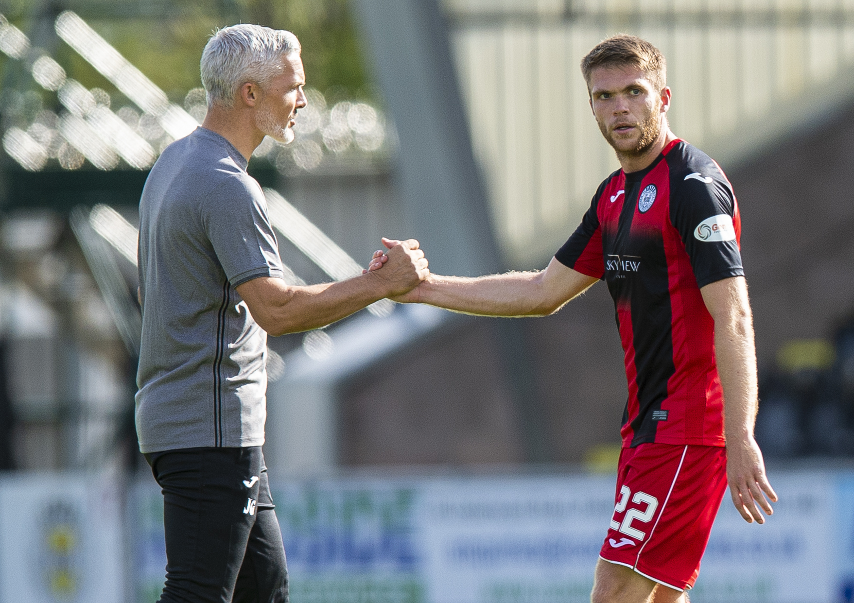 St Mirren's Marcus Fraser vows to learn from Queens' quick start
