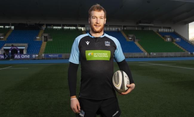 Glasgow Warriors' Rob Harley