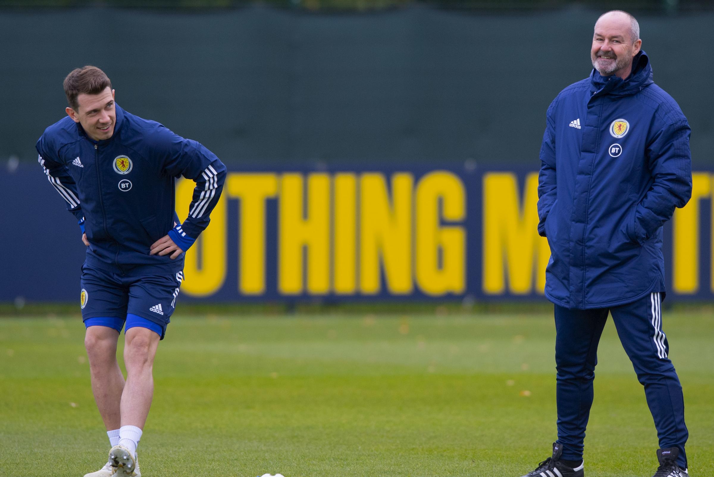 Rangers midfielder Ryan Jack reveals conversation with Steve Clarke that kick-started Scotland career
