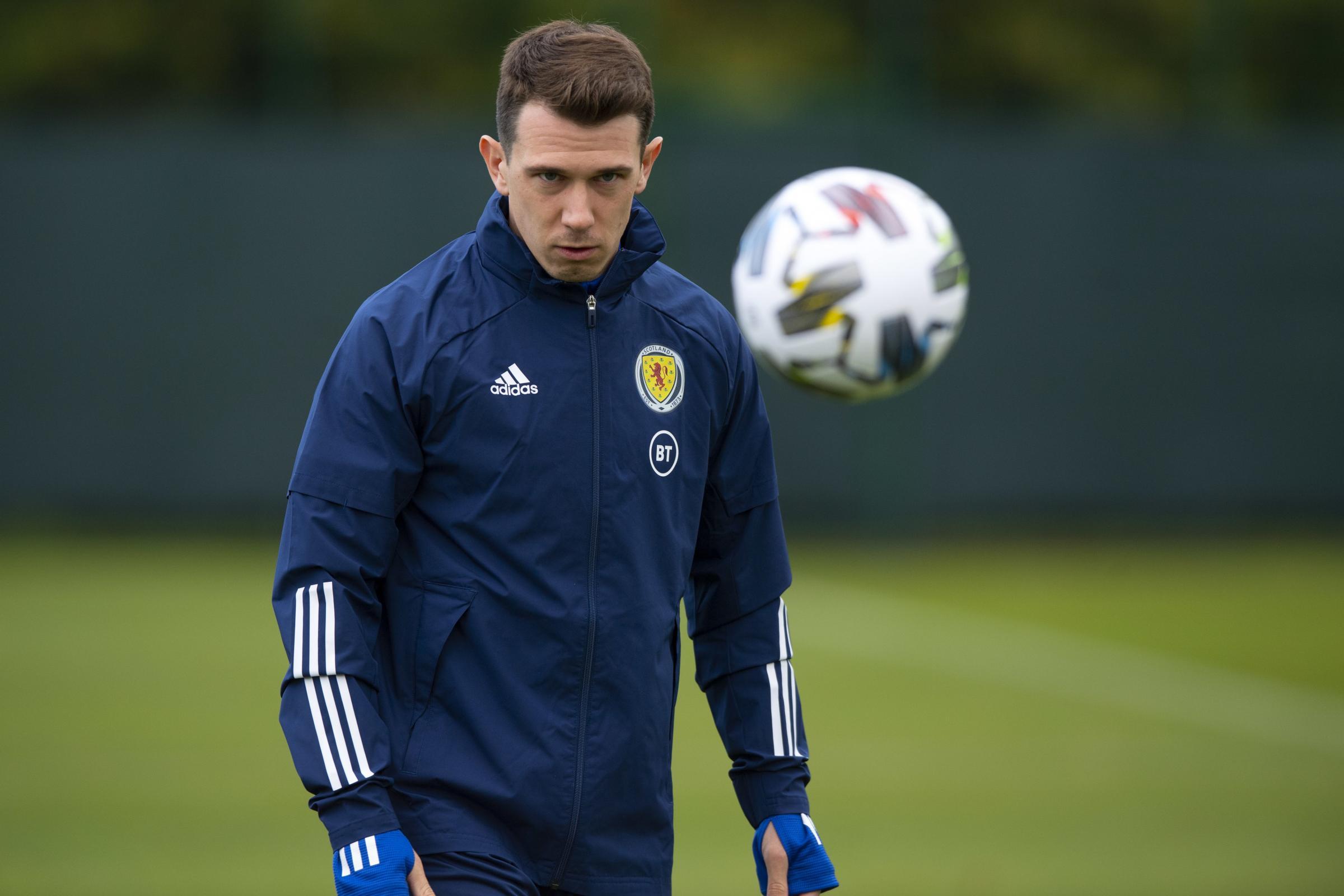 Rangers midfielder Ryan Jack dares to dream as Scotland prepare for their date with destiny