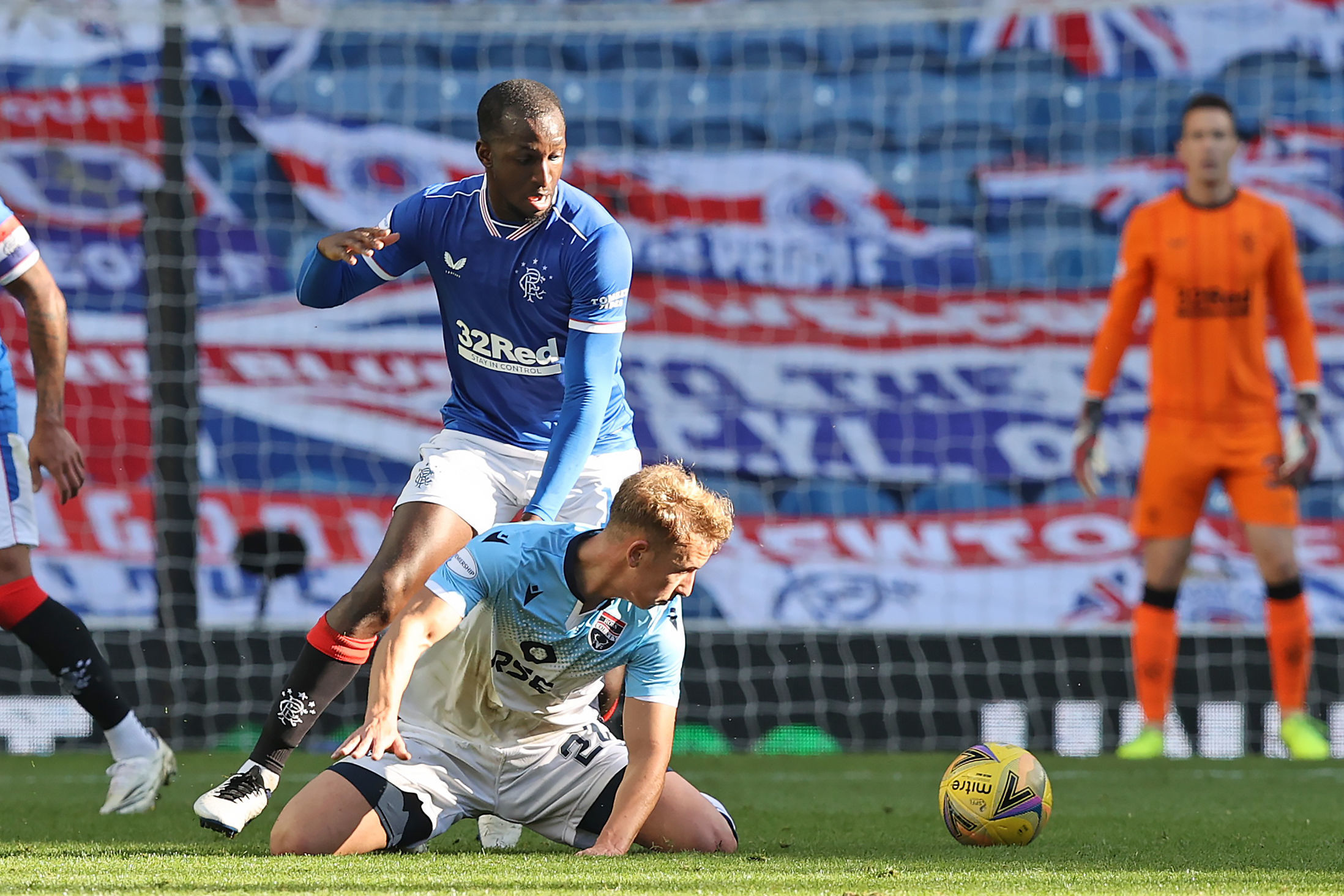 Glen Kamara has an ambition on his return to Rangers as midfielder impresses for Finland