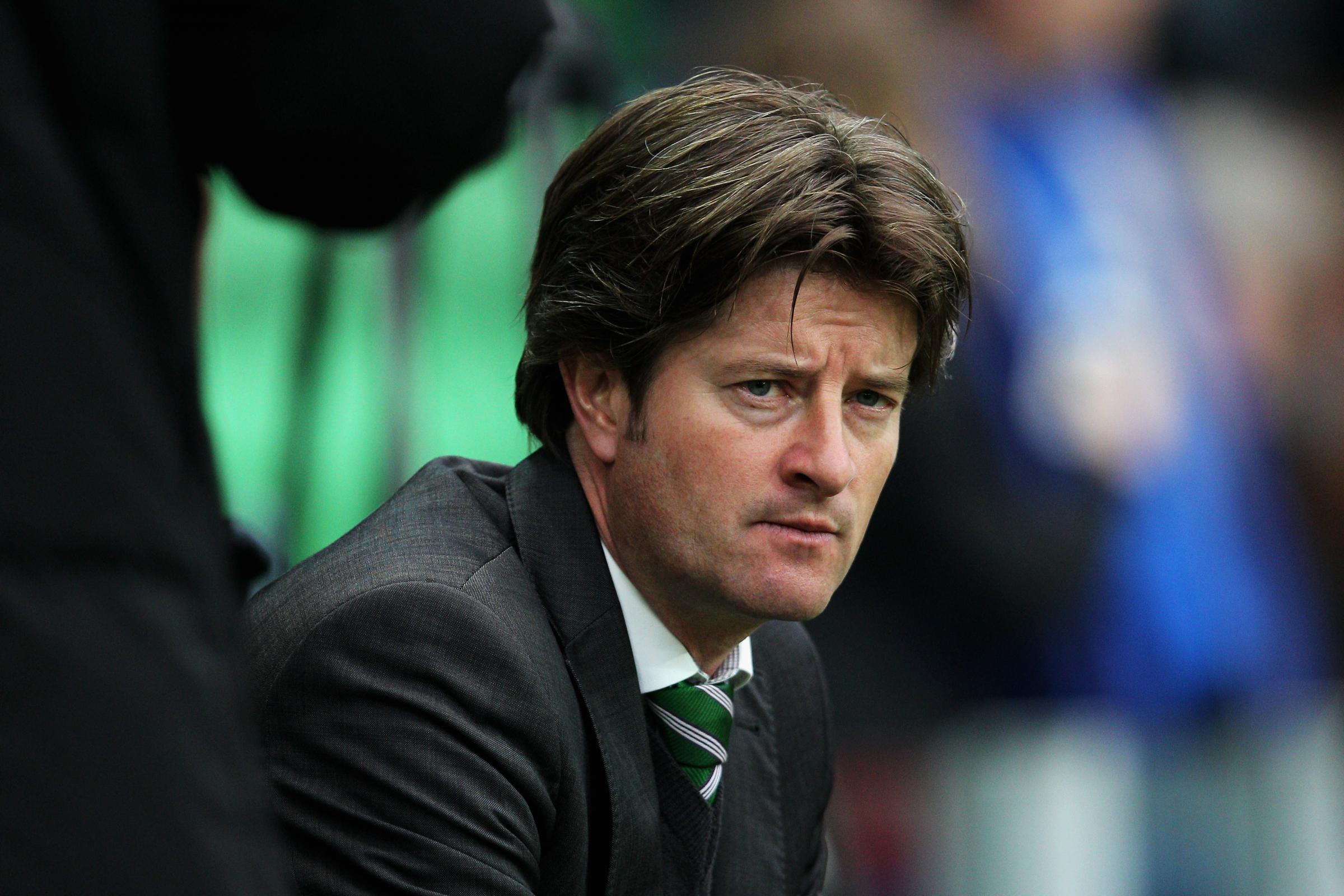 Pieter Huistra on his Scottish managerial ambitions and working with Rangers hero Shota Arveladze