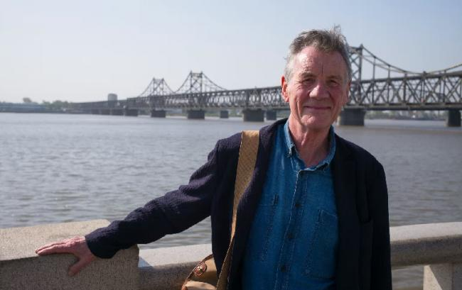 Michael Palin's travels remind us of what can be gained by venturing outside our westernised comfort zone