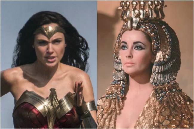 Brian Beacom: Why isn't Wonder Woman perfect to play Cleopatra?