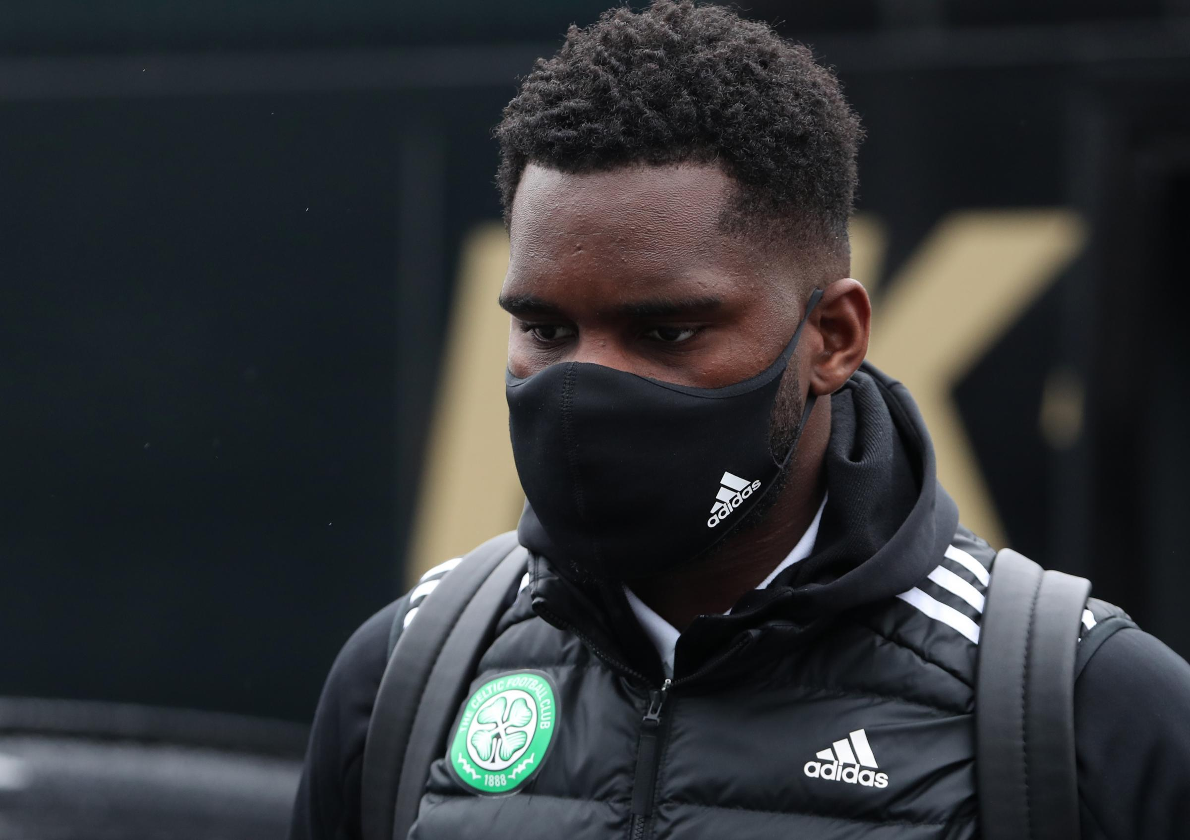Celtic receive Odsonne Edouard update ahead of Rangers clash