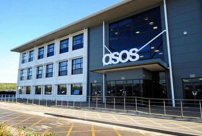 Online fashion giant Asos profits more than quadruple in a year