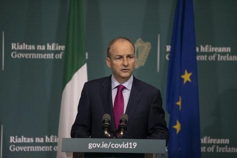 Irish premier Micheal Martin outlines importance of protecting Ireland's fisheries in Brexit negotiations