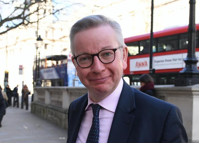 Cabinet Office Minister Michael Gove praised Scotland's First Minister for ensuring enforcement of the coronavirus rules