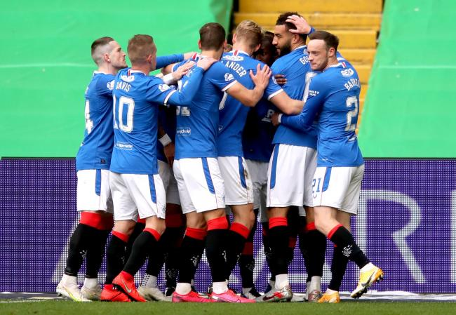 Five Talking Points As Rangers Lay Down A Title Marker With Old Firm Win Over Celtic Heraldscotland