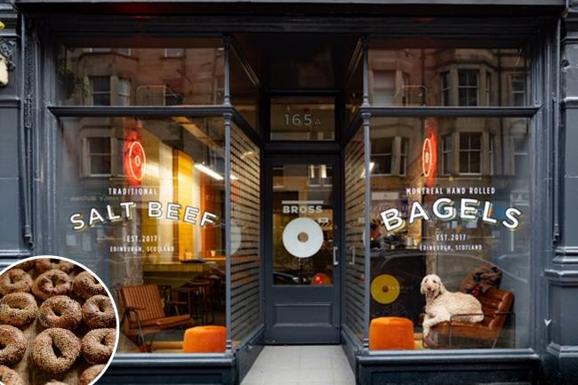 Edinburgh bagel chain to launch crowdfunder for new bakery