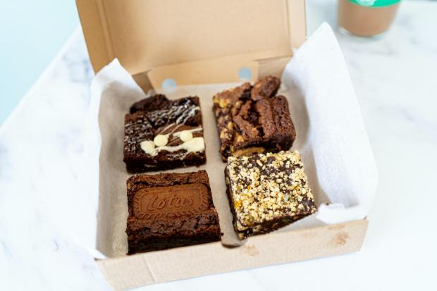 Social Bite launches brownie delivery service to help homeless people 11935923
