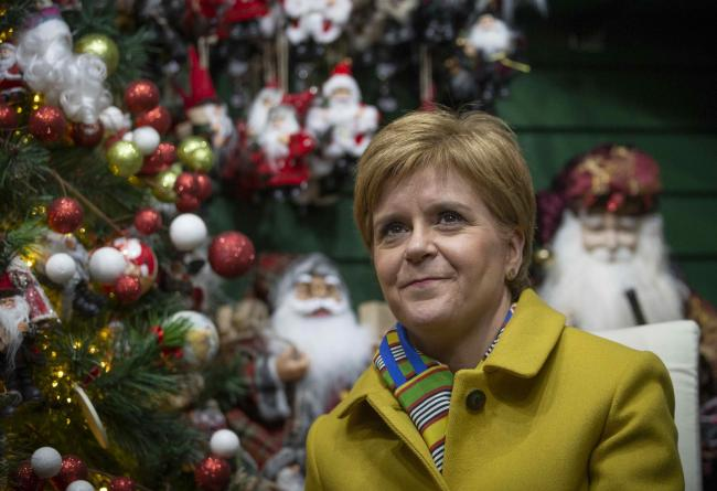 The Scottish Government has published guidance for who can form an extended bubble over Christmas