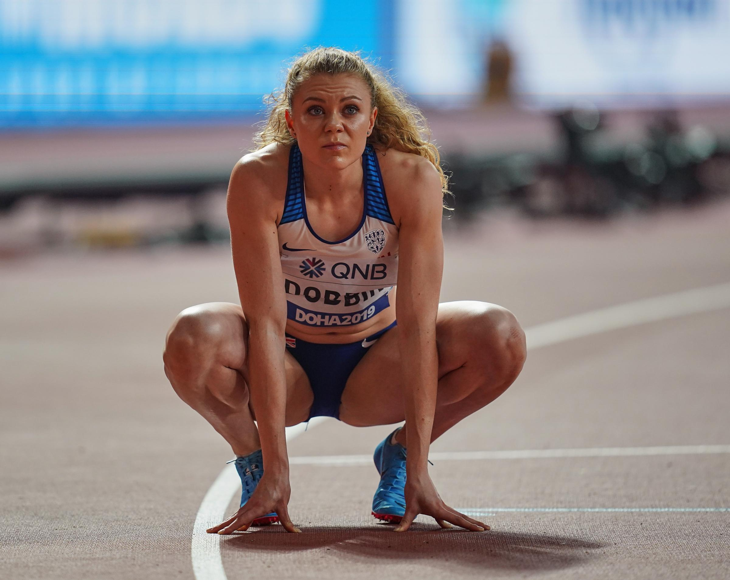 Beth Dobbin admits Olympic Games disappointment but hopes postponement will work in her favour