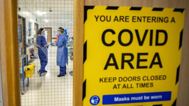 Coronavirus: 20 'red wards' within Greater Glasgow & Clyde sparks plea for public to stick to rules