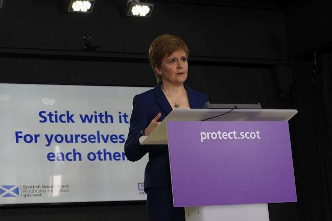 Coronavirus: Private sector contact tracing bill tops £3m as Sturgeon denies outsourcing